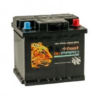 G-Pard Fast 55 Ah (1) 480A L+