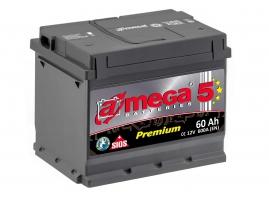 A-MEGA Premium 60 Ah (0) 600 A