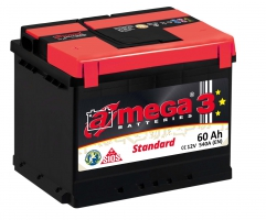A-MEGA Standard 74 Ah (0) 720 A