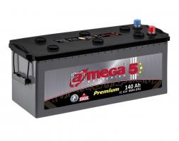A-MEGA Premium 140 Ah (3) 850 A