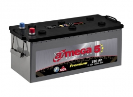 Аккумулятор A-MEGA Premium 225 Ah (3) 1300 A