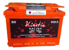 Kinetic Racing 60 Ah (0) 600A